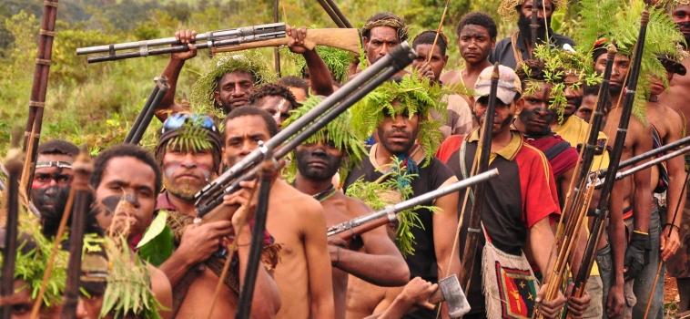 Papua New Guinea 2011