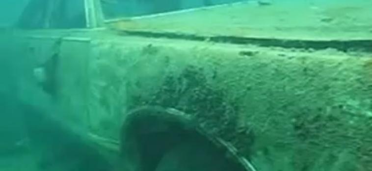 Dive Across America-Gilboa Quarry, OH