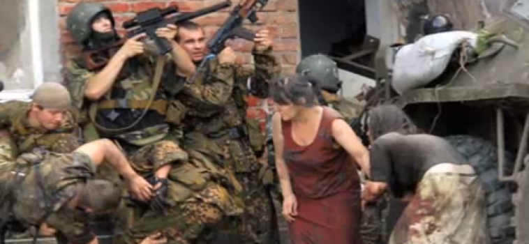 "Documentary: ""A World of Conflict"" Ch.9 – Beslan Massacre"