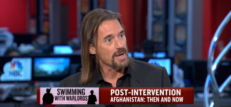 MSNBC: A return to Afghanistan 10 years later
