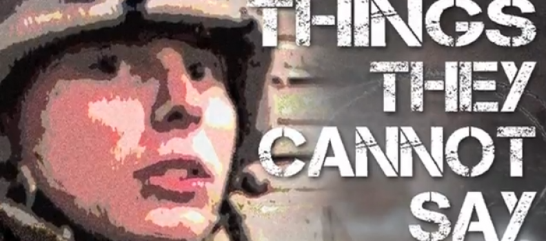 The Things They Cannot Say (Trailer)